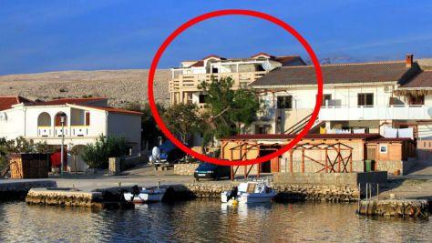 Apartmány Kustići 9535, Kustići - Exteriér
