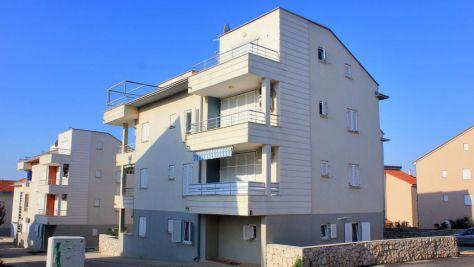 Apartmány Novalja 9542, Novalja - Exteriér