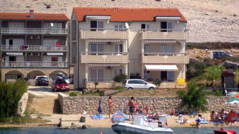 Apartmány a pokoje Vidalići 9545, Vidalići - Exteriér