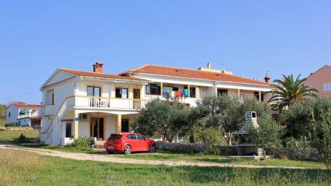 Apartmány Povljana 9552, Povljana - Exteriér