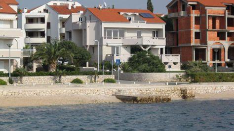 Apartmány Novalja 9556, Novalja - Exteriér
