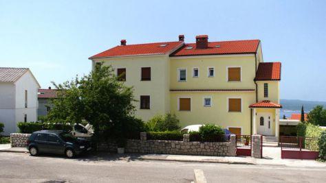 Apartmány a pokoje Crikvenica 9829, Crikvenica - Exteriér